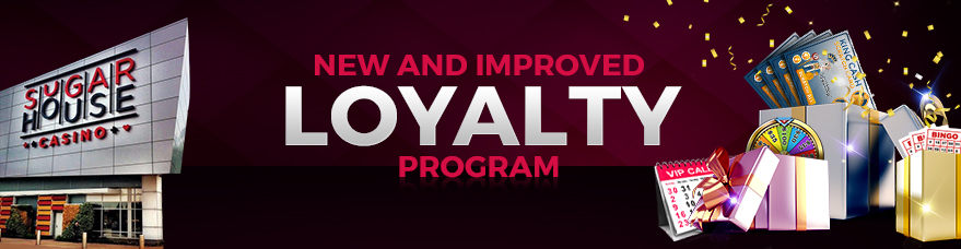 New and Improved Loyalty Program